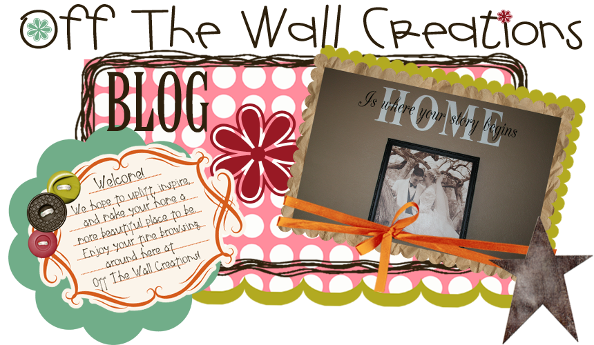 {Off The Wall Creations Blog}