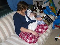 Mommy & Joel