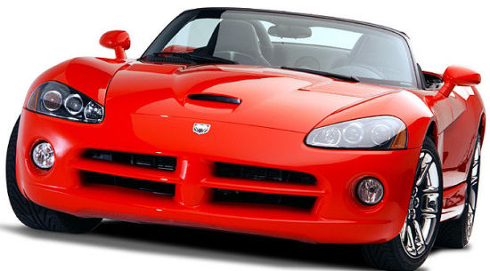 dodge viper srt 10 logo