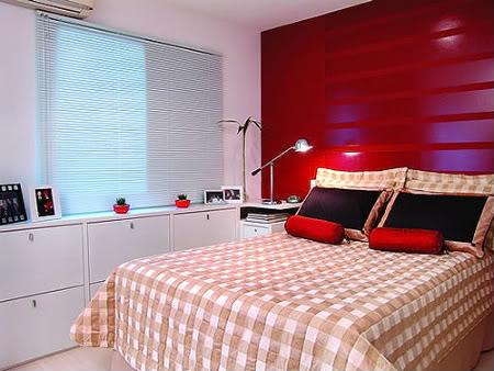 fotos de quartos de casais pequenos
