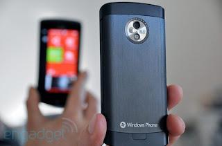 1 LGden İtiraf : Windows Phone 7 Beklentileri Karşılayamadı