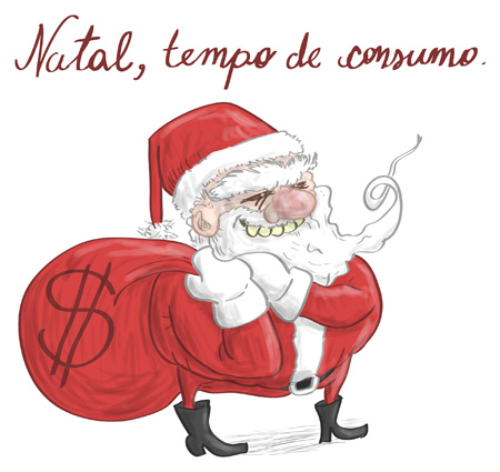 Papai Noel do mal