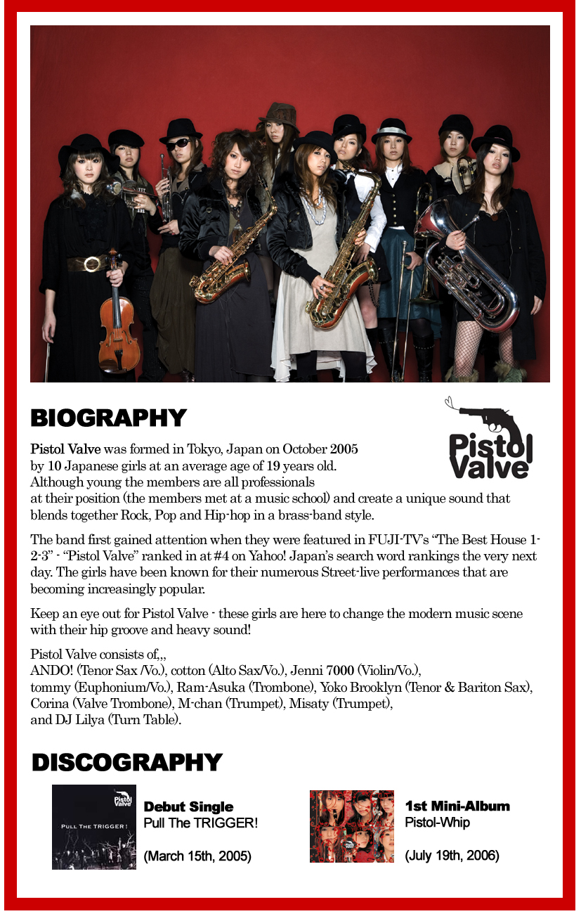 Music business advice band press kits for Band epk template