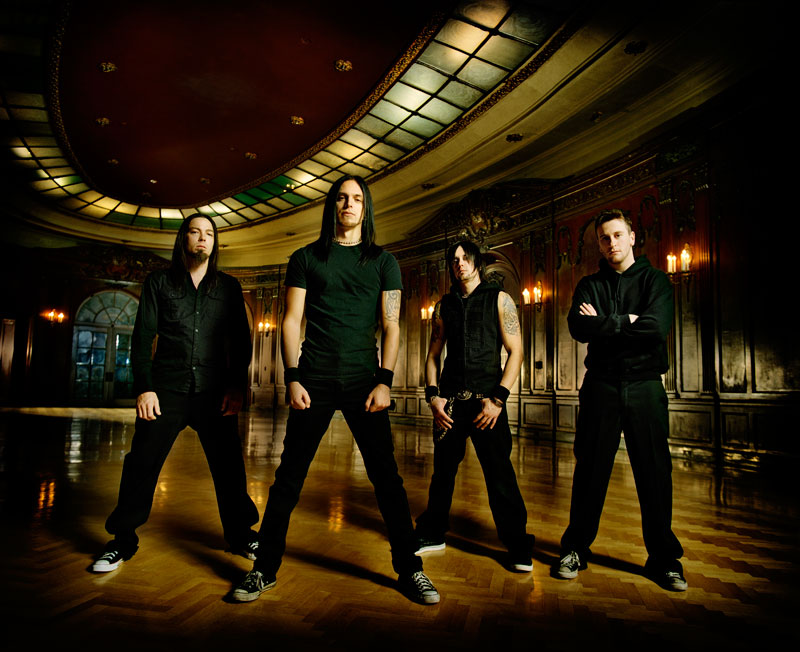 so guys, next target will be Bullet for My Valentine yeah~ Waking the