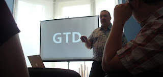 Getting Things Done GTD by Davy Mac