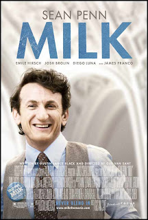 Poster for the film Milk