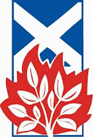 Church of Scotland burnig bush logo