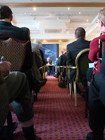 View up the room at the PUP conference
