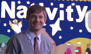 Martin Freeman starring as Paul Maddens in Nativity!