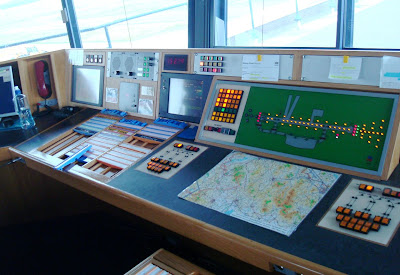 Air Traffic Control at Belfast City Airport