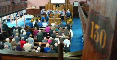 Westbourne Community Presbyterian Church - 130th anniversary service