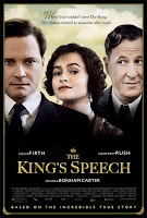 Poster for The King's Speech film
