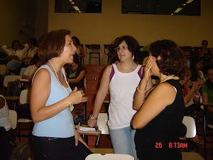 Momentos do Seminário Socioambiental UNICAMP II