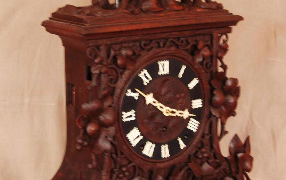 Black Forest Clocks A Unique Cuckoo And Quail