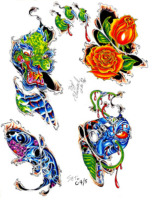 Tattoo Business: Edward Lee