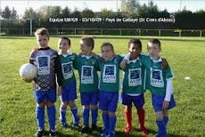 U8 L'équipe 1 2009/2010