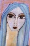 MUJERES EN MI PINTURA, de Margarita Garcia Alonso