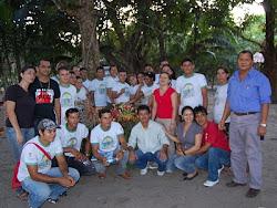 Uma equipe comprometida com a educação no campo.