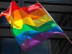 Bandera de la Nacion del Arco Iris