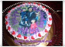 Edible Image Cake