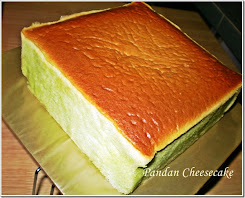 Sponge Cheese Cake