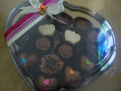 16pcs praline chocs(love box)