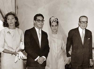 casamento de Lauro Moreira