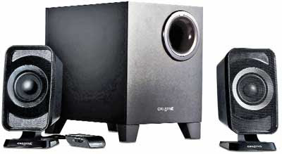 Creative Inspire T3130 speakers