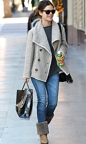 rachel bilson january 2011. Tuesday, January 25, 2011