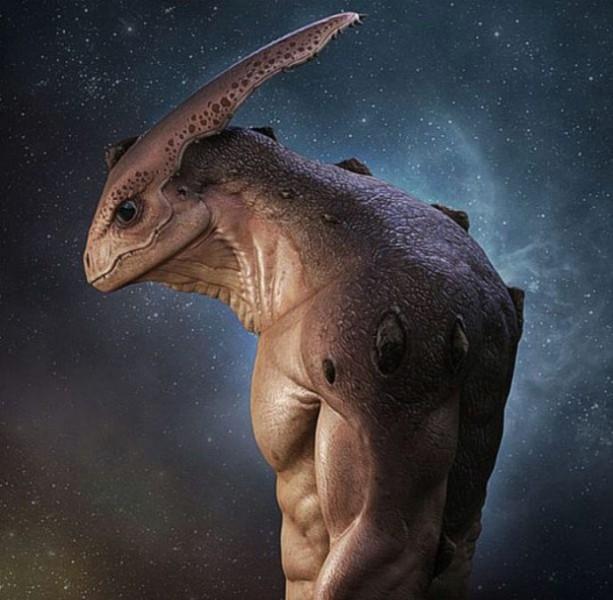 romeoos blog how aliens look like just think