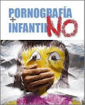 NO a la pornografía infantíl