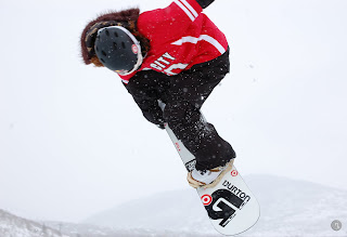 Shawn White World Superpipe 2008