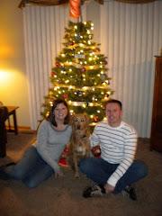 The Hansens, Christmas 2009
