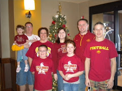 The Hansens in AZ, Dec '09