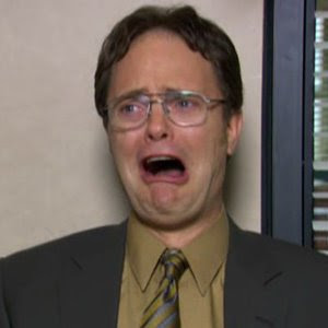 Blogger's Haven Dwight_crying