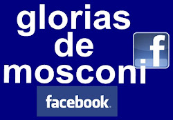 Glorias de Mosconi en facebook