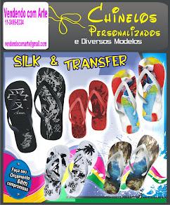 Fazemos  apenas Silk e Transfer
