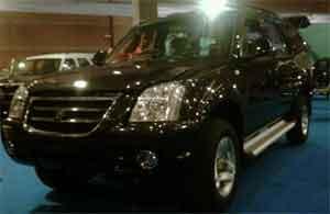 SUV Rajawali