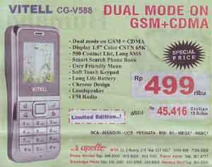 Vitell CG-V588