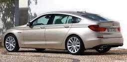 2010 BMW 5 Series Gran Turismo(GT)