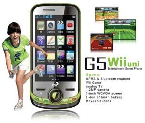 CSL G5 V Game