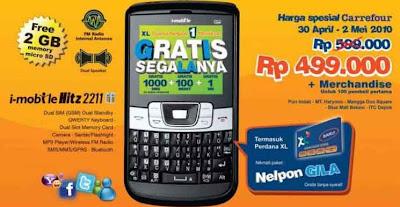 i-Mobile Hitz 2211