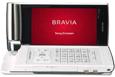 Sony Bravia S004 TV Phone
