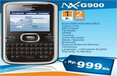 Nexian NX-G900
