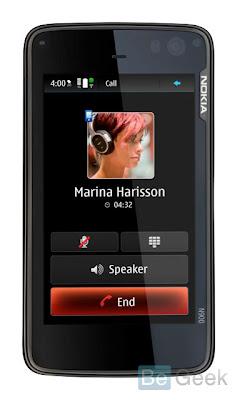 Nokia N900 Maemo