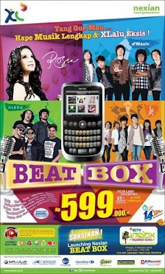 Nexian Beat Box
