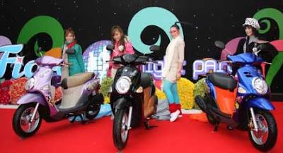 harga Yamaha Fiore Price Thailand Taiwan