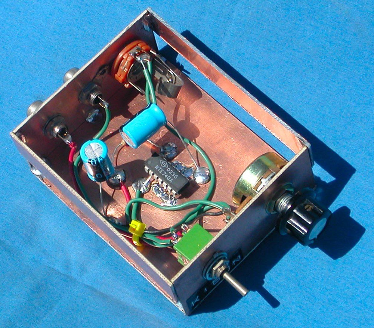 Lm380 Audio Amplifier 25 Watt Trail Friendly Radio Extra Ki For The Field 1243x1090