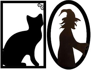 silhouettes et dessins