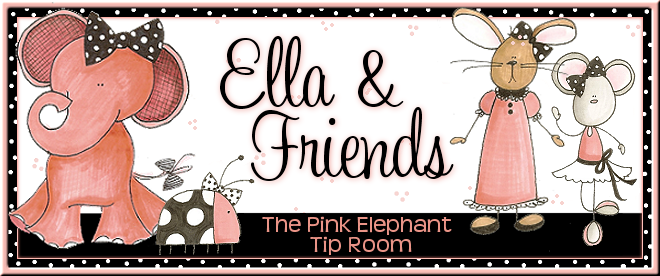 The Pink Elephant Tip Room